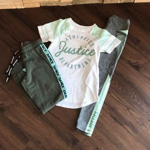 Girls Justice Lot